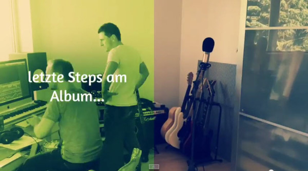 last steps Videocover